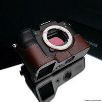 Für weitere Info hier klicken. Artikel: Gariz Halbtasche für Sony Alpha 7R IV brown