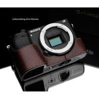 Für weitere Info hier klicken. Artikel: Gariz Halbtasche für Sony Alpha A6300, A6400 brown