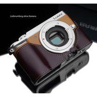 Für weitere Info hier klicken. Artikel: Gariz Halbtasche für Panasonic Lumix DMC-GX80 brown