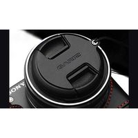Für weitere Info hier klicken. Artikel: Gariz Objektivdeckelsicherung für Sony 2,8/35mm black