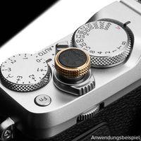 Für weitere Info hier klicken. Artikel: Gariz Soft button & Hot shoe XA-SBLBK passend für Fujifilm X Serie, Leica, Nikon, etc. black