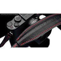 Für weitere Info hier klicken. Artikel: Gariz Tragegurt XS-CSNLBKR black with red stitches