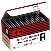 Gepe 24x36 AN 3mm 2004 20 Stück