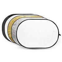 Für weitere Info hier klicken. Artikel: Godox Reflektor 5-in-1 Gold, silber, Black, weiß, Transluzent 100x150cm