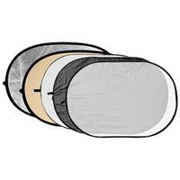 Für weitere Info hier klicken. Artikel: Godox 5-in-1 Soft Gold, silber, Black, weiß, Transluzent 120X180cm