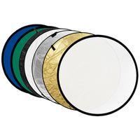 Für weitere Info hier klicken. Artikel: Godox 7-in-1 Gold, silber, Black, weiß, Transluzent, Blue,Green - 80cm