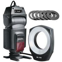 Für weitere Info hier klicken. Artikel: Godox ML-150 Macro Ring Flash