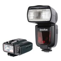 Für weitere Info hier klicken. Artikel: Godox Speedlite TT685 + X1 Transmitter Kit Micro Four Thirds