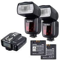 Für weitere Info hier klicken. Artikel: Godox Speedlite V860II Trigger Pro Kit Sony