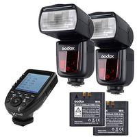 Für weitere Info hier klicken. Artikel: Godox Speedlite V860II X-PRO Duo kit Nikon