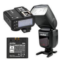 Für weitere Info hier klicken. Artikel: Godox Speedlite V860II X2 Trigger Kit Canon