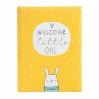 Für weitere Info hier klicken. Artikel: goldbuch Babytagebuch little one 44 illustrierte Seiten gelb 210x280x10 mm