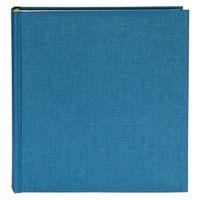 goldbuch Fotoalbum Summertime 30x31 100 weiße Blätter hellblau