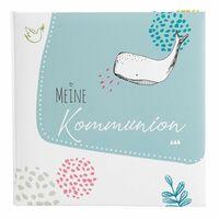 Für weitere Info hier klicken. Artikel: goldbuch Kommunions-Fotoalbum Kom.-Fotoalbum Neo 60 weiße Seiten 250x250x40 mm