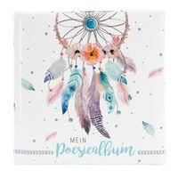 Für weitere Info hier klicken. Artikel: goldbuch Poesiealbum Traumfänger 96 weiße Seiten Format 165x165x15 mm