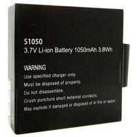 Für weitere Info hier klicken. Artikel: GoXtreme Accessory Lithium Battery Stage 2.5 K / Black Hawk 4K+