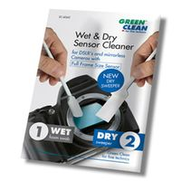 Für weitere Info hier klicken. Artikel: Dörr Green Clean Wet & Dry Sensor Cleaner Full Frame Size