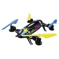 Für weitere Info hier klicken. Artikel: Hama 2in1-Quadrocopter/RC-Car Racemachine, 6-Achsen-Gyro-Sensor, 720p-Kamera