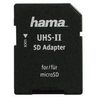 Für weitere Info hier klicken. Artikel: Hama Adapter microSD UHS-II auf SD UHS-II schwarz