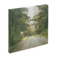 Für weitere Info hier klicken. Artikel: Hama Buch-Album Highway, 30 weiße Seiten 18x18cm
