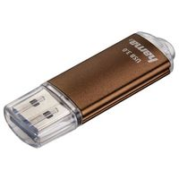 Hama FlashPen Laeta, USB 3.0 40MB/s braun 16 GB
