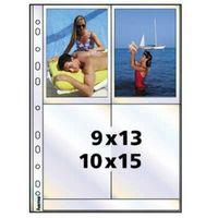 Hama Fotohüllen 10x15 10 Blatt hoch weiß