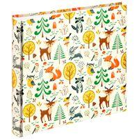 Für weitere Info hier klicken. Artikel: Hama Jumbo-Album Forest, 30x30 cm, 100 weiße Seiten