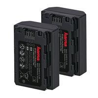 Für weitere Info hier klicken. Artikel: Hama Li-Ion-Akku DP 485 für Sony NP-FZ100 2er Pack