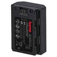Für weitere Info hier klicken. Artikel: Hama Li-Ion-Akku DP 485 für Sony NP-FZ100
