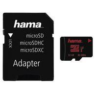 Für weitere Info hier klicken. Artikel: Hama Micro SDHC-Card 80MB/s + Adapter 32 GB