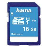 Für weitere Info hier klicken. Artikel: Hama SDHC Class 10 UHS-I 45MB/S 16 GB
