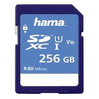 Für weitere Info hier klicken. Artikel: Hama SDXC, Class 10, UHS-I, U1, V10, 80MB/s 256GB