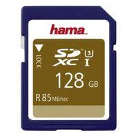 Hama SDXC Class 3 UHS-I, 85MB/s 128 GB