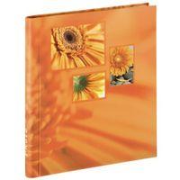Für weitere Info hier klicken. Artikel: Hama Selbstklebealbum Singo 28x31 orange