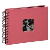 Für weitere Info hier klicken. Artikel: Hama Spiral-Album Fine Art, 24 x 17 cm, 50 schwarze Seiten Flamingo