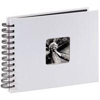 Für weitere Info hier klicken. Artikel: Hama Spiral-Album Fine Art , 24 x 17cm, 50 schwarze Seiten, Kreide