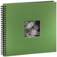 Für weitere Info hier klicken. Artikel: Hama Spiralalbum Fine Art 36x32/50 grün