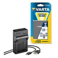 Für weitere Info hier klicken. Artikel: Hama USB-Ladegerät Travel + Powerbank Sony NP-FW50
