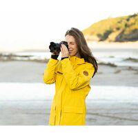 Für weitere Info hier klicken. Artikel: Haukland 5 in 1 Jacke für Fotografinnen (Damen) XXL gelb