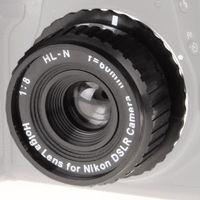 Holga 60mm f/8,0 Sony A-Mount