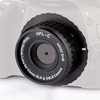 Holga Lochobjektiv 0,25mm f/166 Sony A-Mount