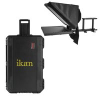 Für weitere Info hier klicken. Artikel: Ikan 15 Zoll High Bright Beam Splitter Teleprompter with Hard Case Travel Kit