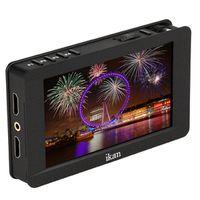 Für weitere Info hier klicken. Artikel: Ikan 5 Zoll 4K HDMI On-Camera Touch Screen Field Monitor
