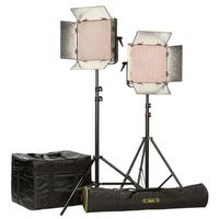Für weitere Info hier klicken. Artikel: Ikan Kit with 2 x IB1000 Lights, Yokes, and Gold Mounting Plates
