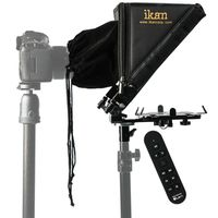 Für weitere Info hier klicken. Artikel: Ikan Tablet Teleprompter for Light Stands w/ Remote