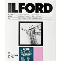 Für weitere Info hier klicken. Artikel: Ilford 1x 25 Ilford MG IV RC 1M 13x18