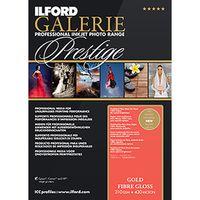 Für weitere Info hier klicken. Artikel: Ilford Druckerpapier GALERIE Prestige Gold Fibre Gloss 25 Blatt A2