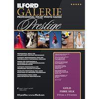 Für weitere Info hier klicken. Artikel: Ilford Druckerpapier GALERIE Prestige Gold Fibre Silk 25 Blatt A4