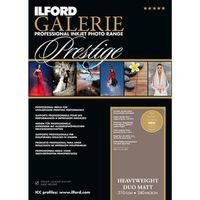 Ilford Druckerpapier GALERIE Prestige Heavyweight DUO Matt 50 Blatt A3+