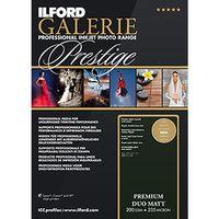 Für weitere Info hier klicken. Artikel: Ilford Druckerpapier GALERIE Prestige Premium Matt DUO 50 Blatt A4